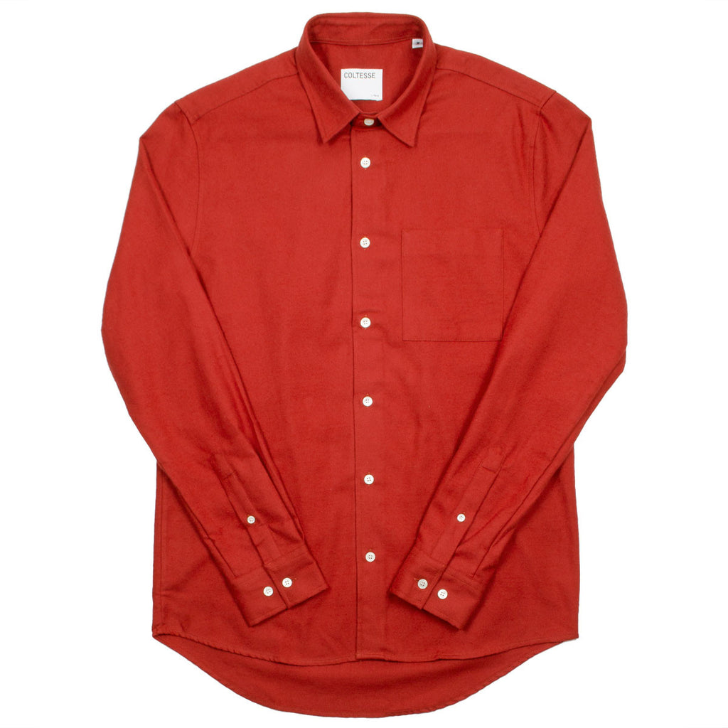 Coltesse - Lucidus Shirt - Aurora Red