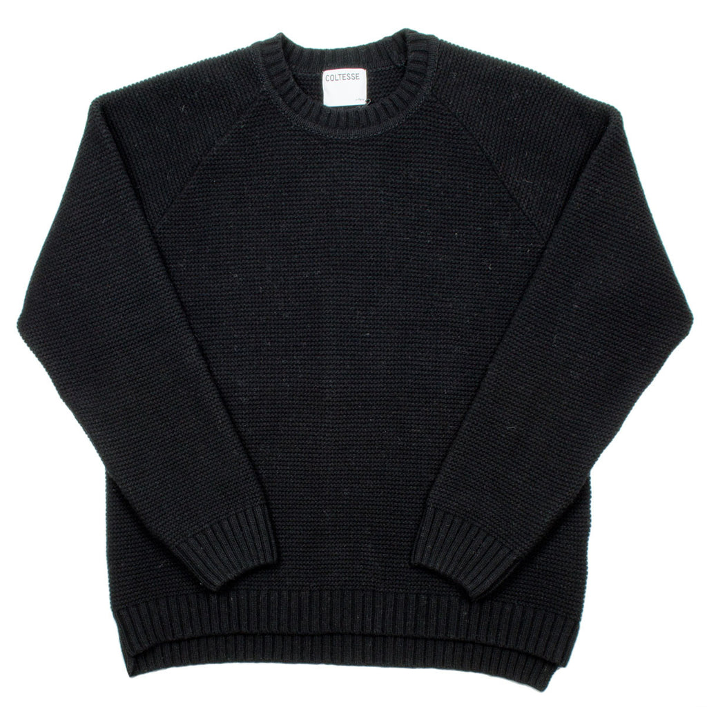 Coltesse - Mirage Sweater - Black