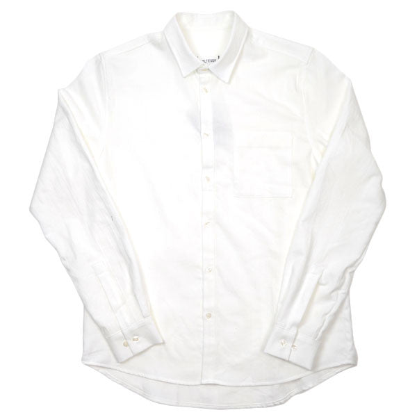 Coltesse - Pocket Blue Cornea Shirt - White