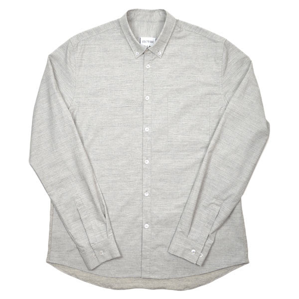 Coltesse - Pocket Pupil Shirt - Heather Grey
