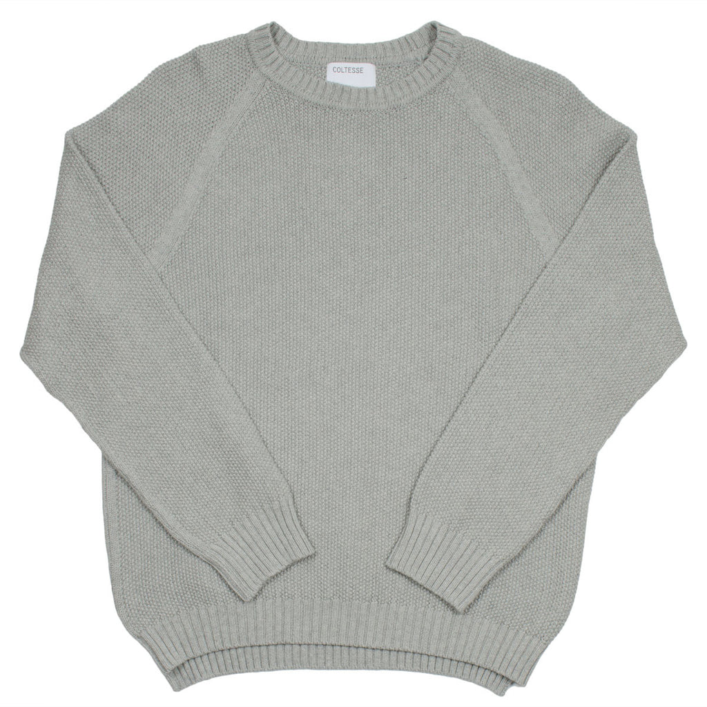Coltesse - Port-Villa Sweater - Grey