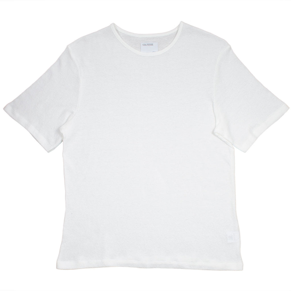 Coltesse - Sandbeach T-shirt - White