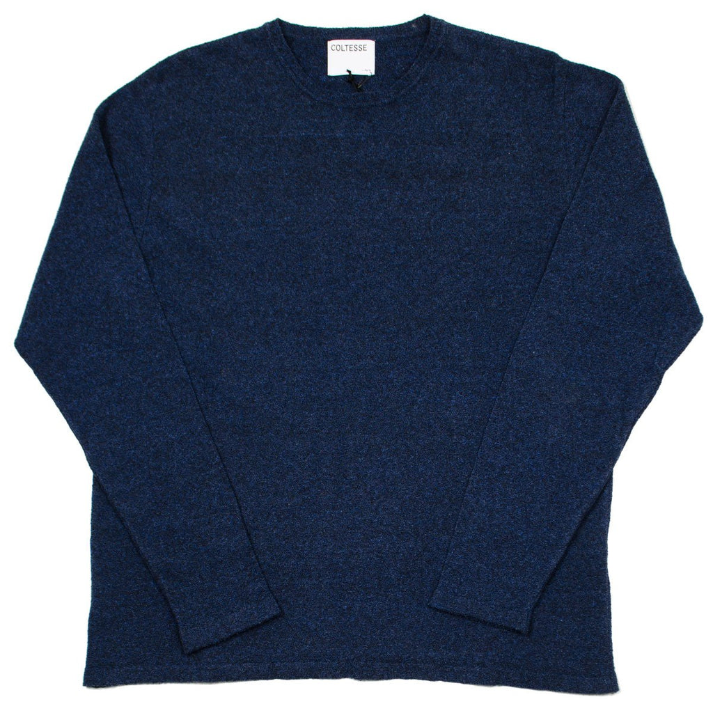 Coltesse - Taurus Long Sleeve T-shirt - Mixed Blue