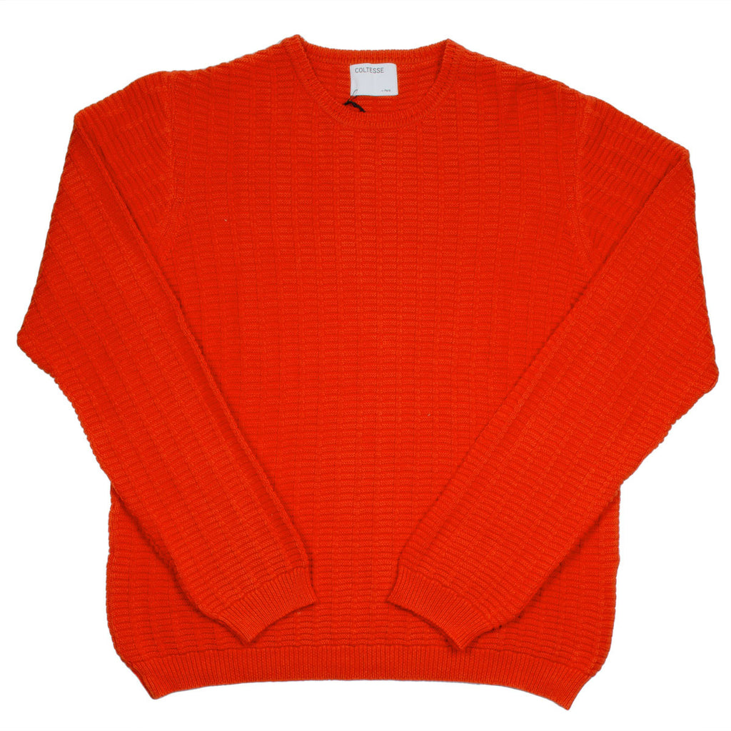 Coltesse - Utara Sweater - Orange