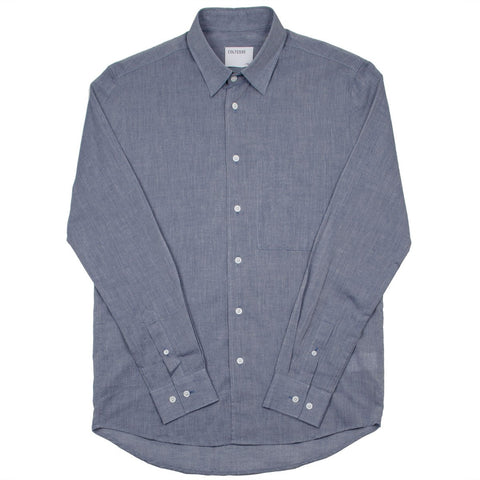 Coltesse - Vanda Pocket Shirt - Blue