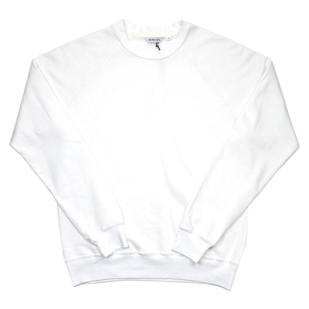 Dana Lee - Cotton-Cashmere Sweatshirt - White