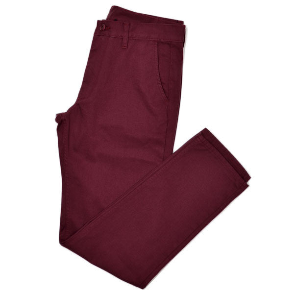 Dana Lee - Dry Chino - Burgundy