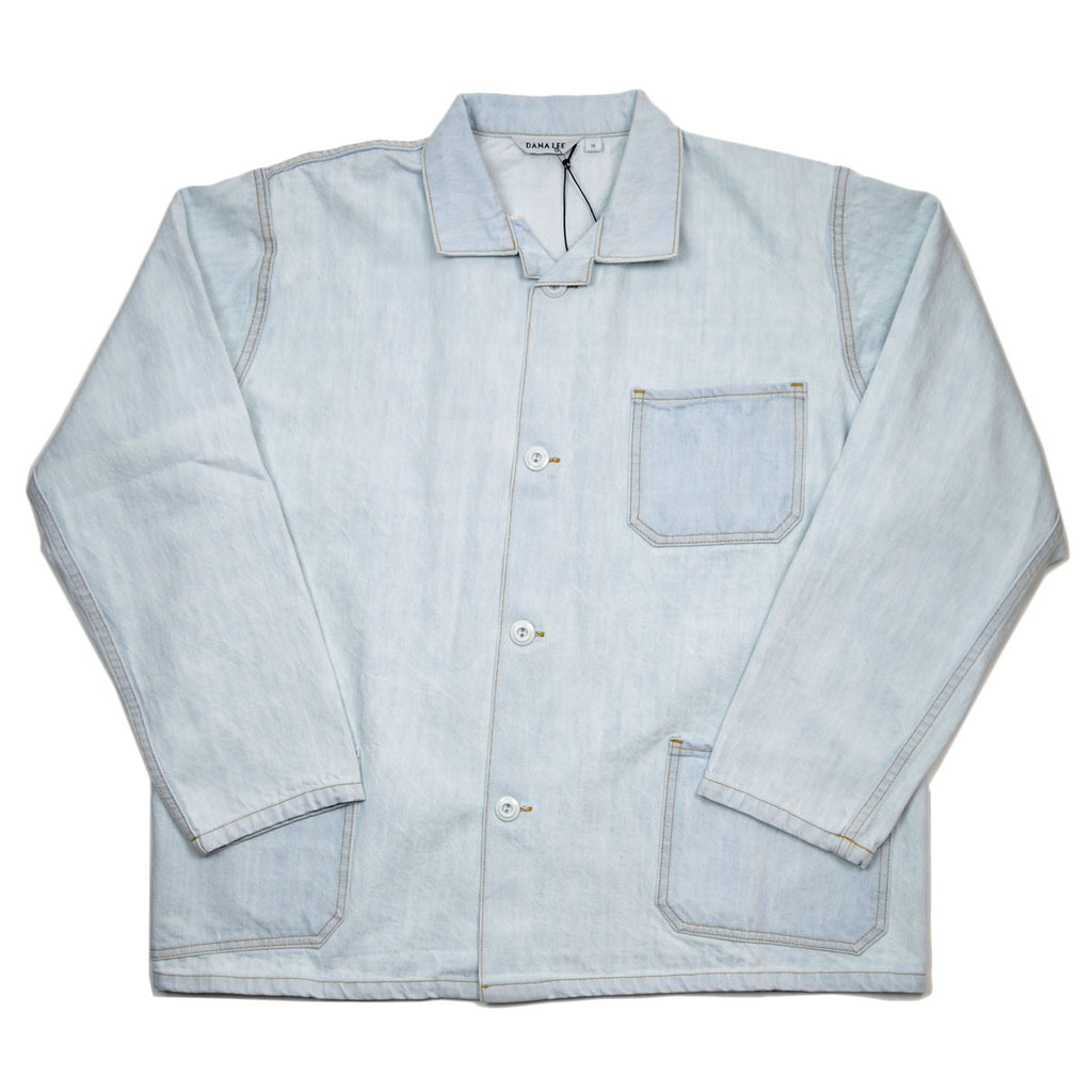 Dana Lee - Work Coat Jacket - Acid Blue