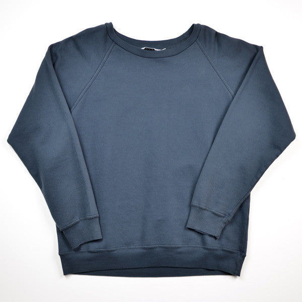 Dana Lee – Cotton-Cashmere Sweatshirt – Navy