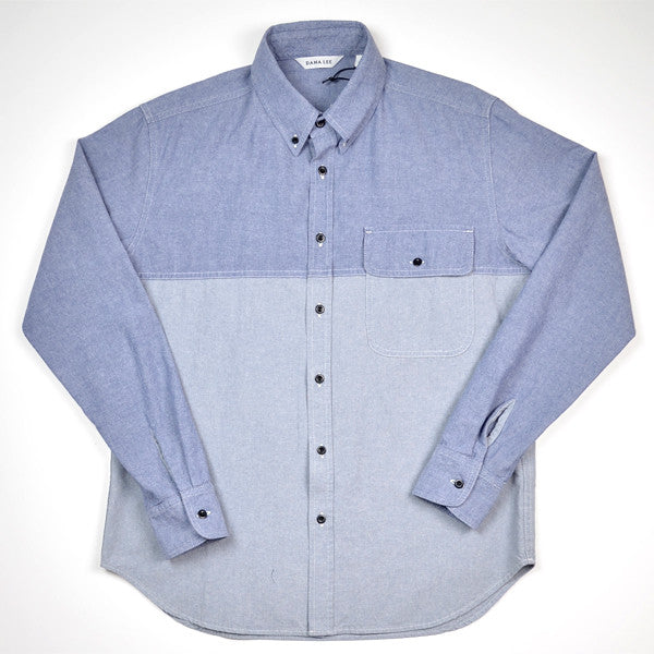 Dana Lee – Tonal Shirt – Blue