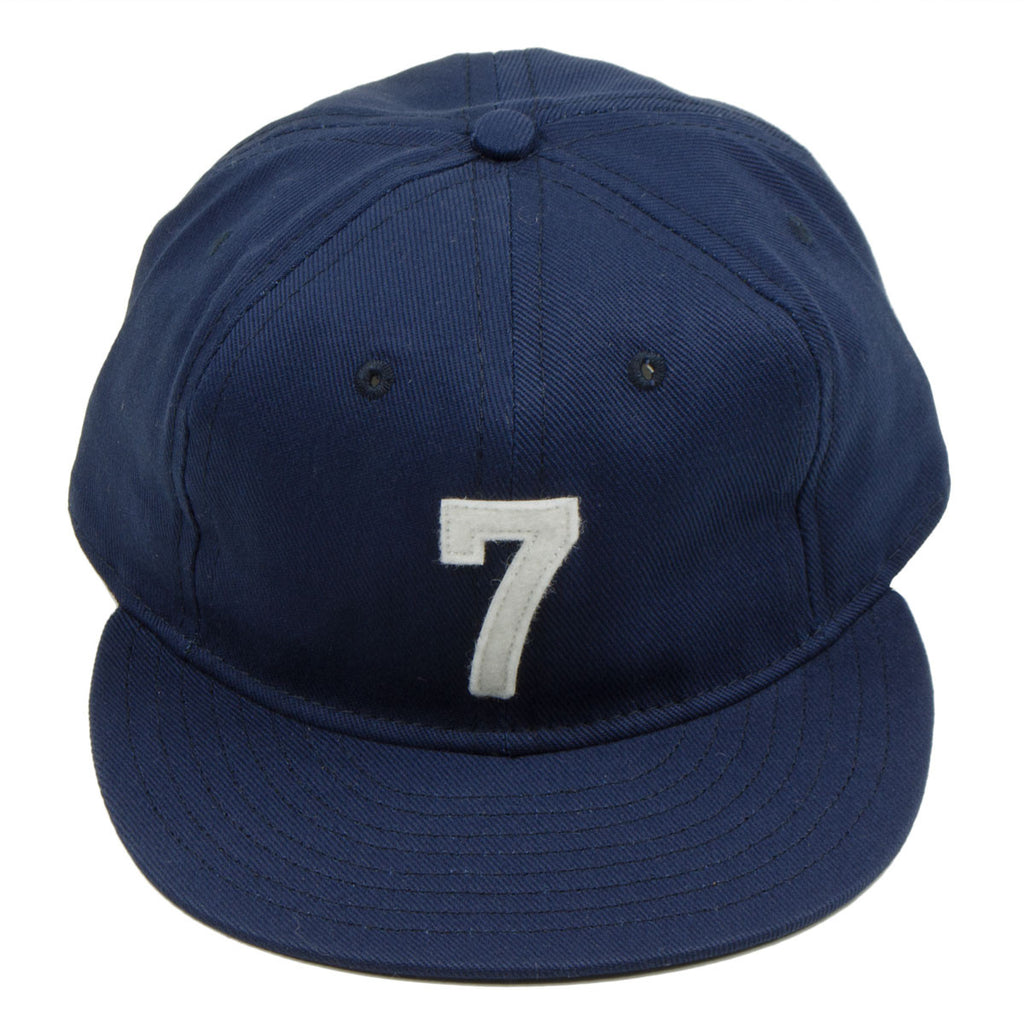 Ebbets - 7th Air Force Cap (Adjustable Cotton) - Navy