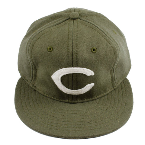 Ebbets - Chorizeros 1953 Adjustable Cap - Olive Wool