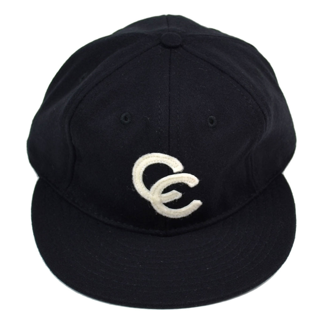 Ebbets - Cordoba Cafeteros Cap (Adjustable Wool) - Black