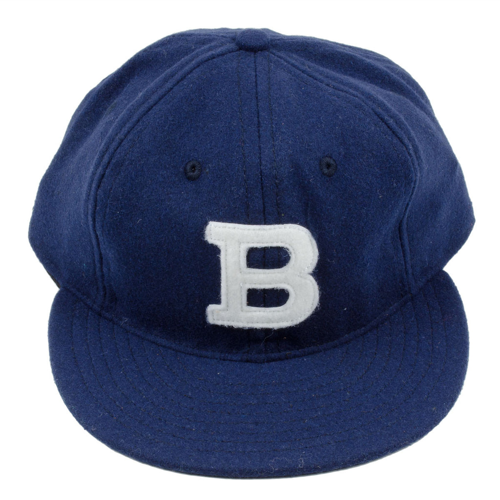 Ebbets - Los Barbudos 1959 Cap (Adjustable Wool) - Navy
