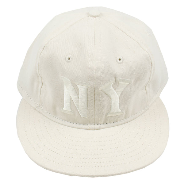Ebbets - New York Black Yankees 1936 Adjustable Cap - Natural Cotton