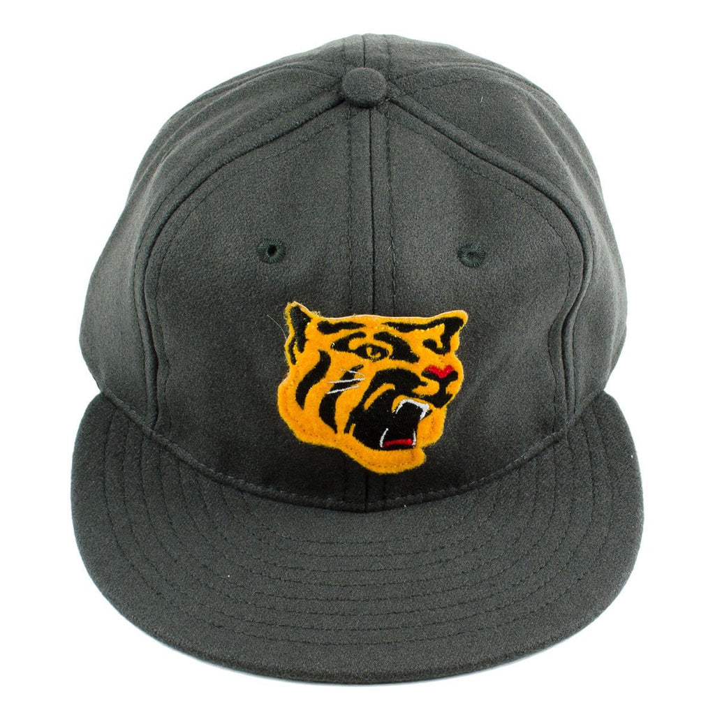 Ebbets - Osaka Tigers 1962 Adjustable Cap - Charcoal Wool