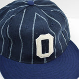 Ebbets Field Flannels - Osaka Tigers Cap (Adjustable) - Navy / White