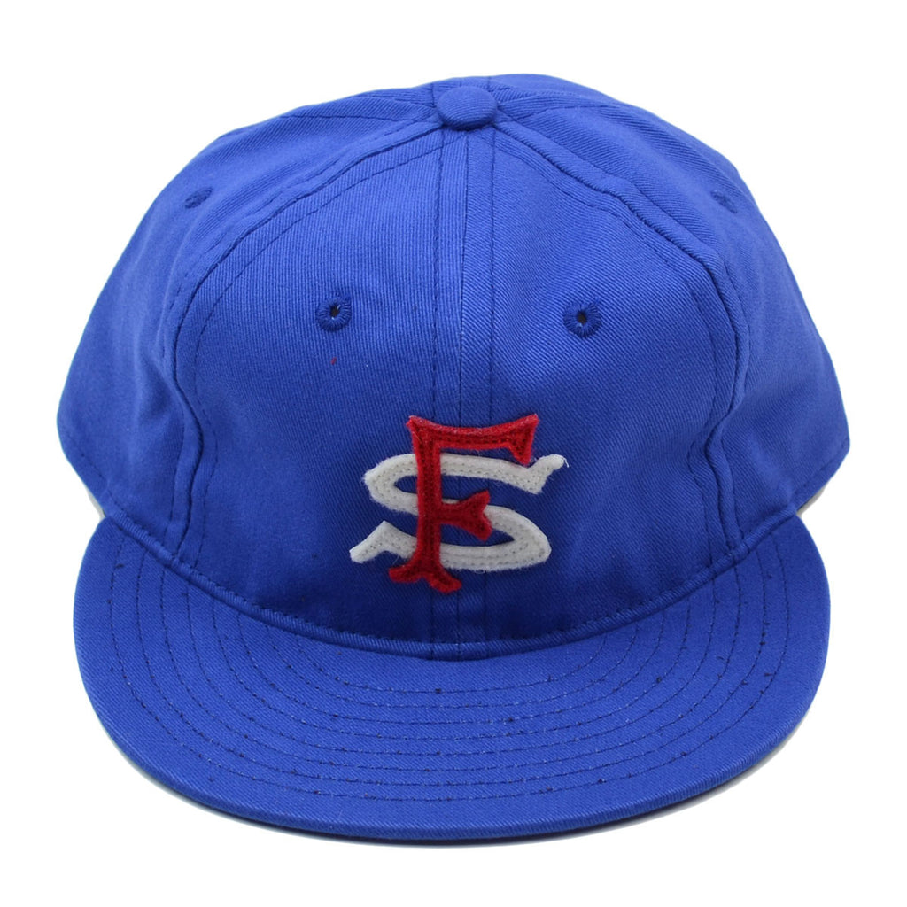 Ebbets - San Francisco Seals Cap (Adjustable Cotton) - Royal Blue