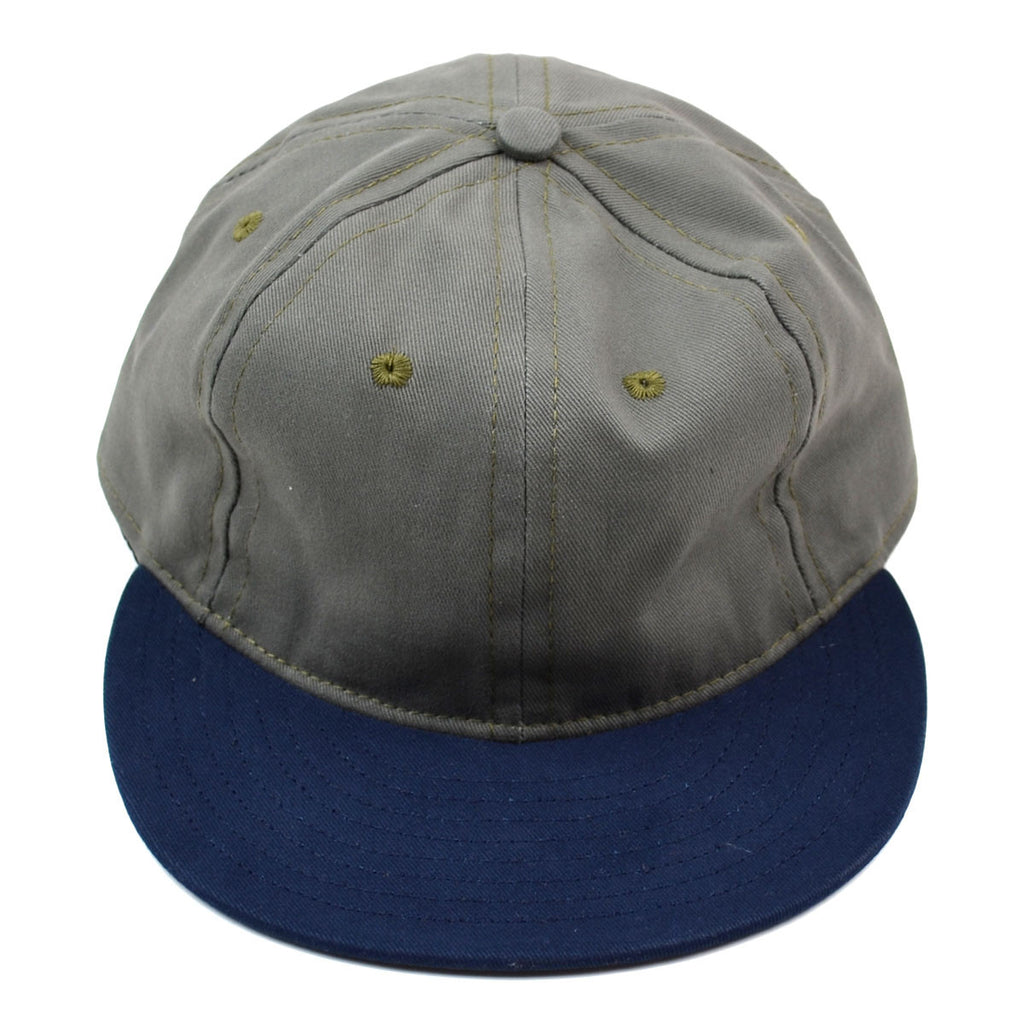 Ebbets - Two Tone Cap (Adjustable Cotton) - Moss / Navy