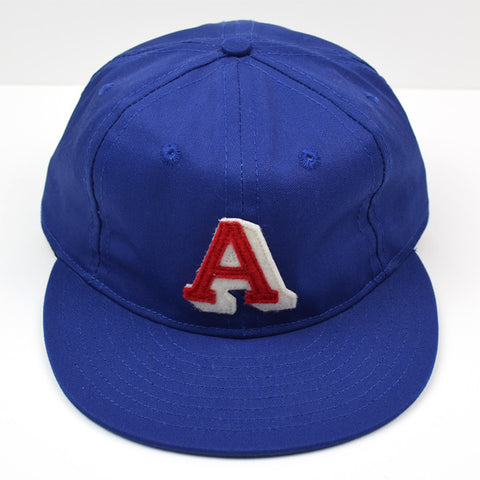 Ebbets - Atlanta Crackers 1939 Cap (Adjustable Cotton) - Blue