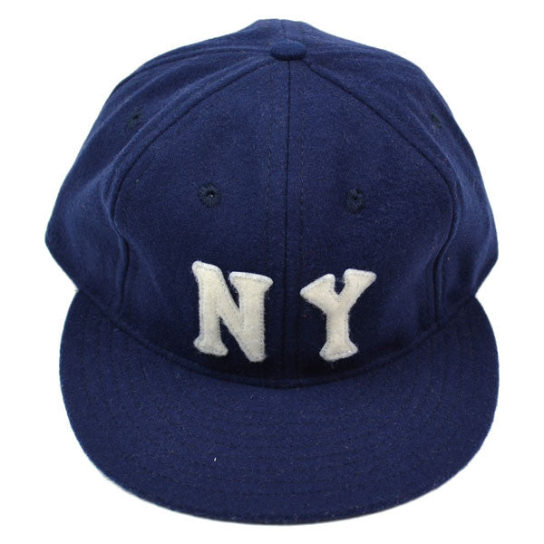 Ebbets Field Flannels – New York Black Yankees 1936 (Fitted) – Navy