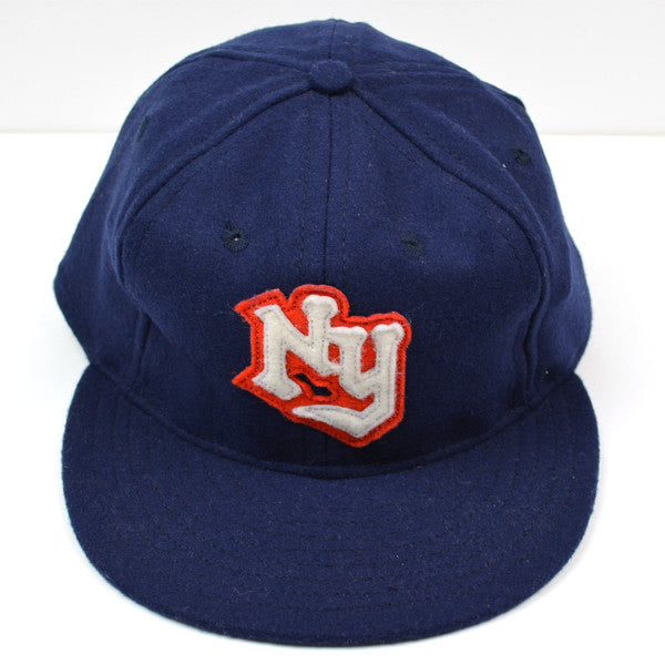 Ebbets Field Flannels – New York Knights (Fitted) – Navy