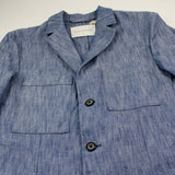 Ecole de Pensée - Alley Jacket - Blue Wash Denim