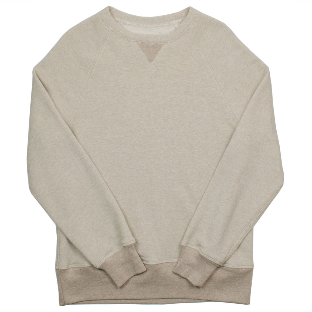 Ecole de Pensée - Easy Sweatshirt - Natural