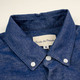 Ecole de Pensée - Home Shirt - Navy Brushed