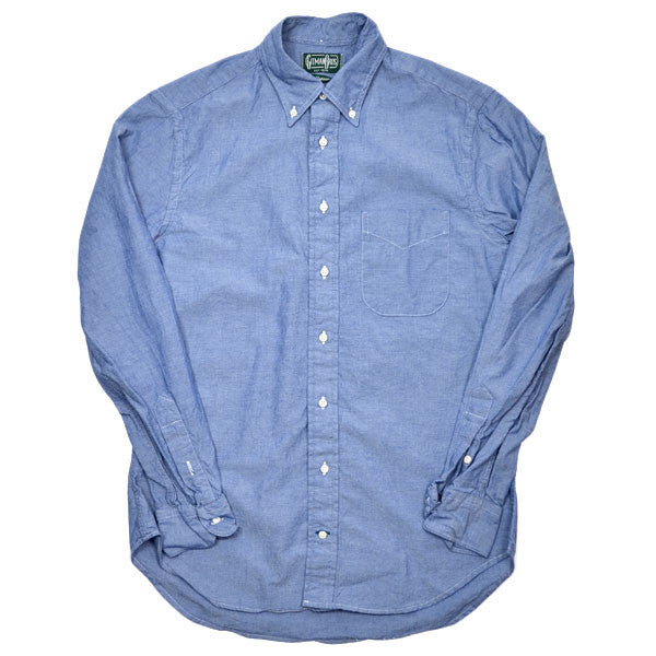Gitman Vintage - Chambray Shirt - Blue