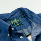 Gitman Vintage - Japanese 6.5 oz Denim Shirt - Blue