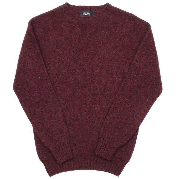 Howlin' - Birth of the Cool Sweater - Bordeaux