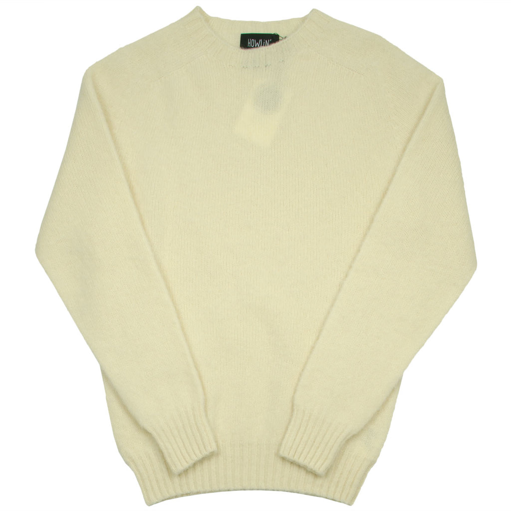 Howlin' - Birth of the Cool Wool Sweater - Cream
