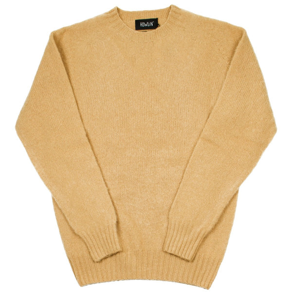 Howlin' - Birth of the Cool Wool Sweater - Camel