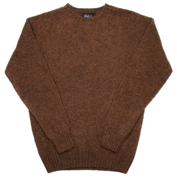 Howlin' - Birth of the Cool Wool Sweater - Ebony