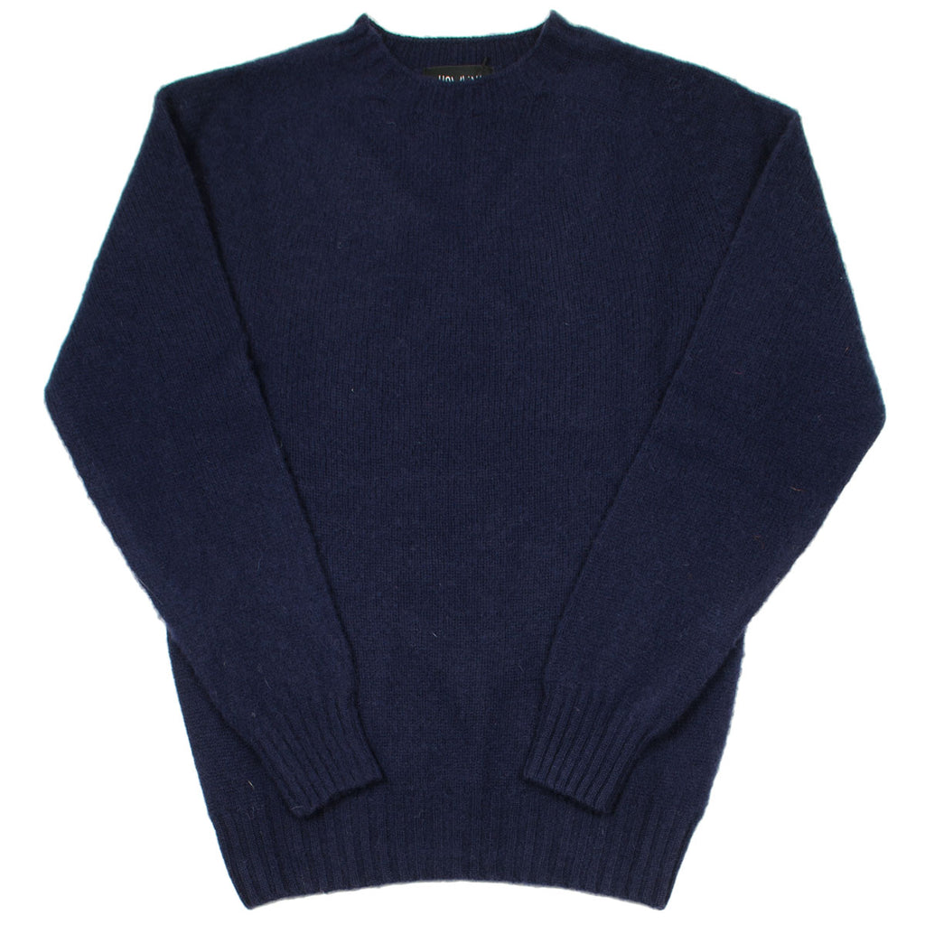 Howlin' - Birth of the Cool Wool Sweater - Navy