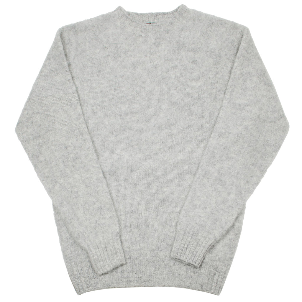 Howlin' - Birth of the Cool Wool Sweater - Silver