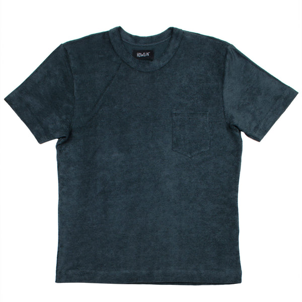 Howlin' - Fons Towel T-shirt - Charcoal