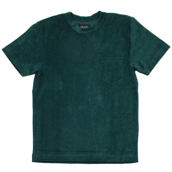 Howlin' - Fons Towel T-shirt - Green
