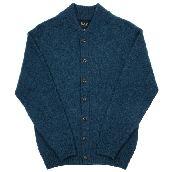 Howlin' - Four Eyes Wool Cardigan - Hurricane