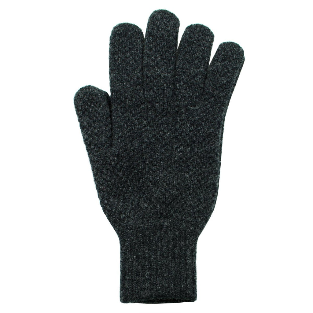 Howlin' - Herbie Wool Gloves - Charcoal