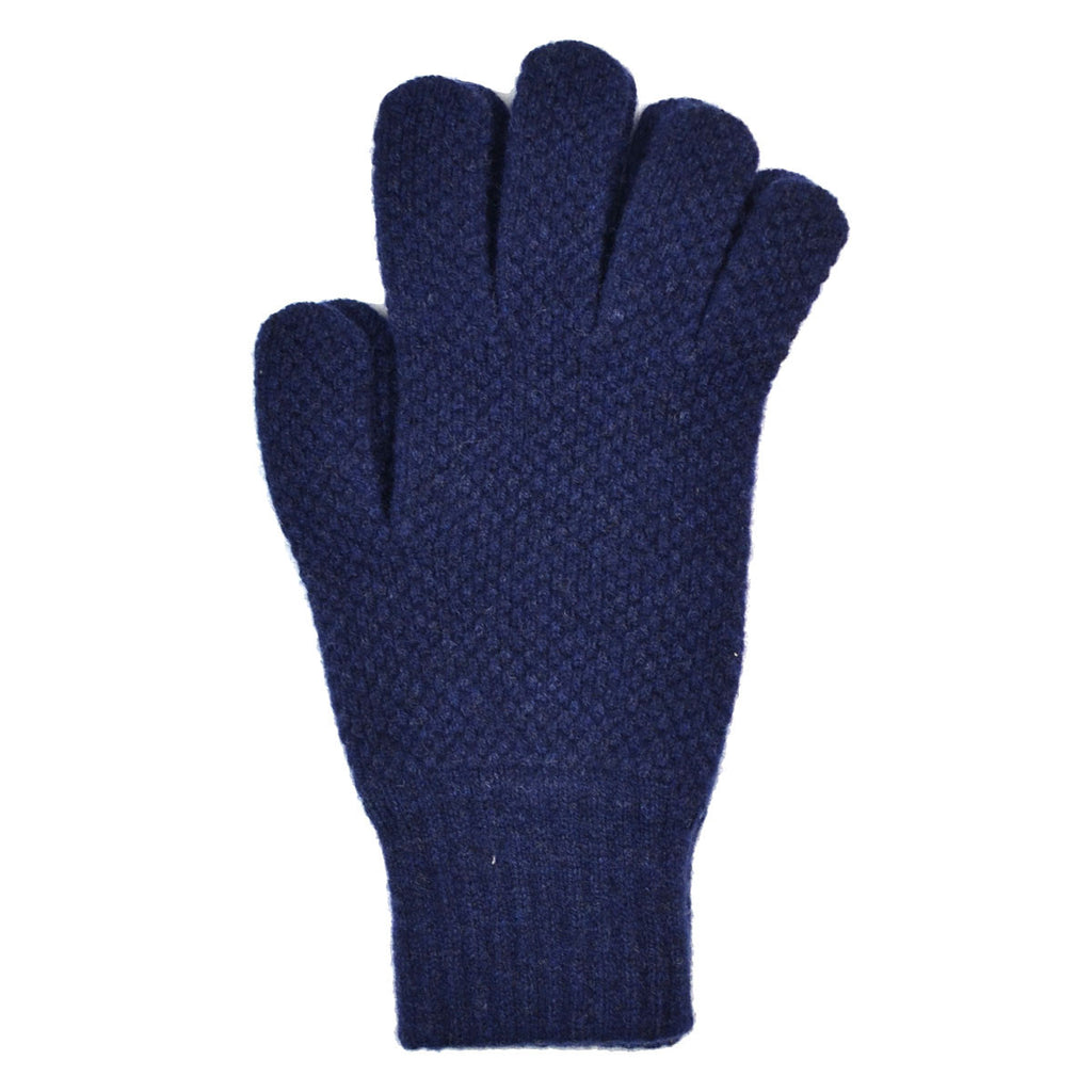 Howlin' - Herbie Wool Gloves - Molly (Navy)