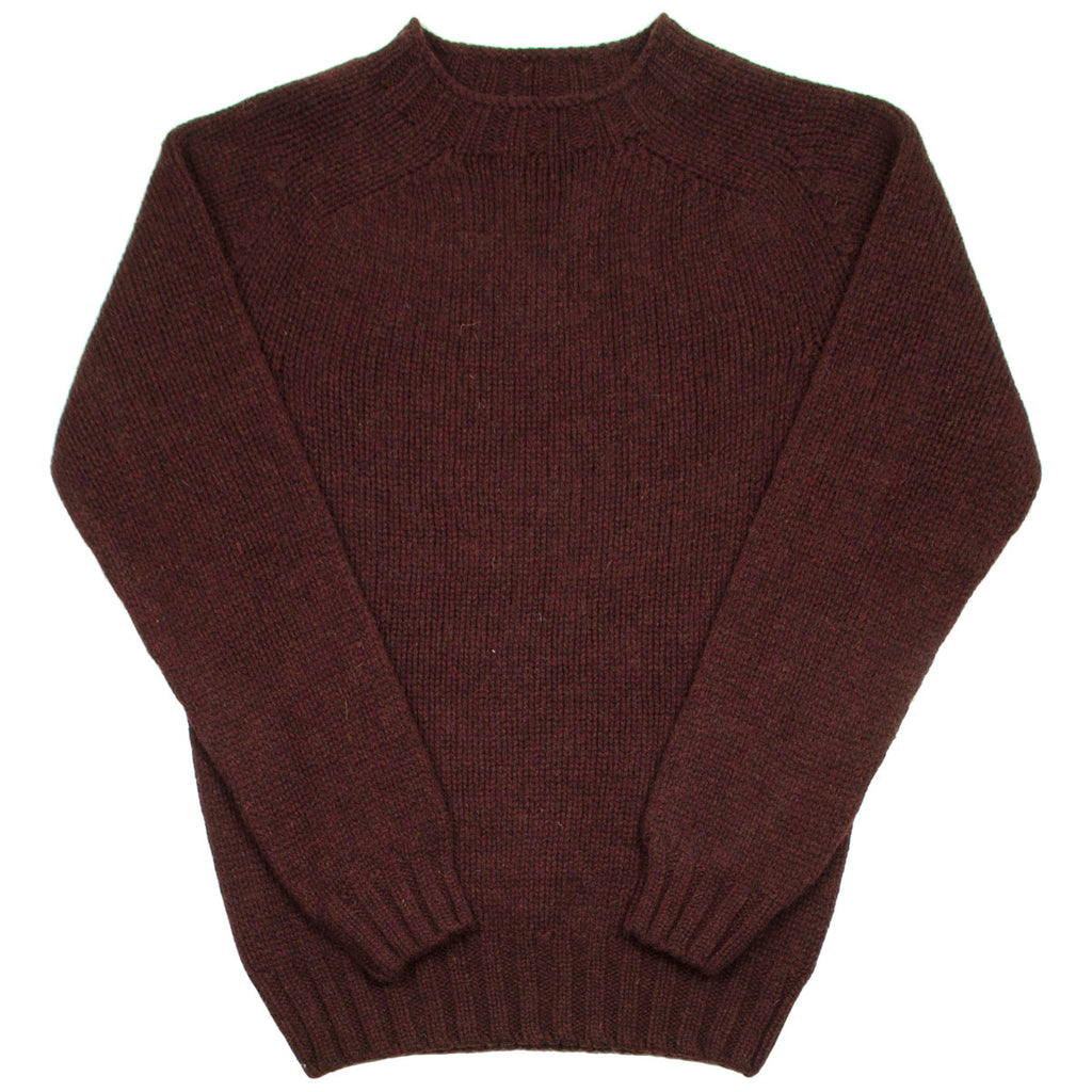 Howlin' - Holy Dance Sweater - Bordeaux