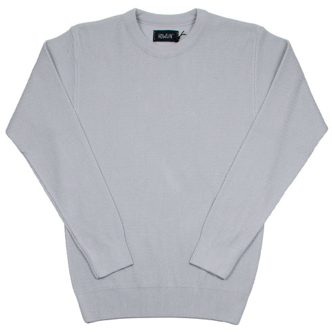 Howlin' - Panic Attack Sweater - Light Grey