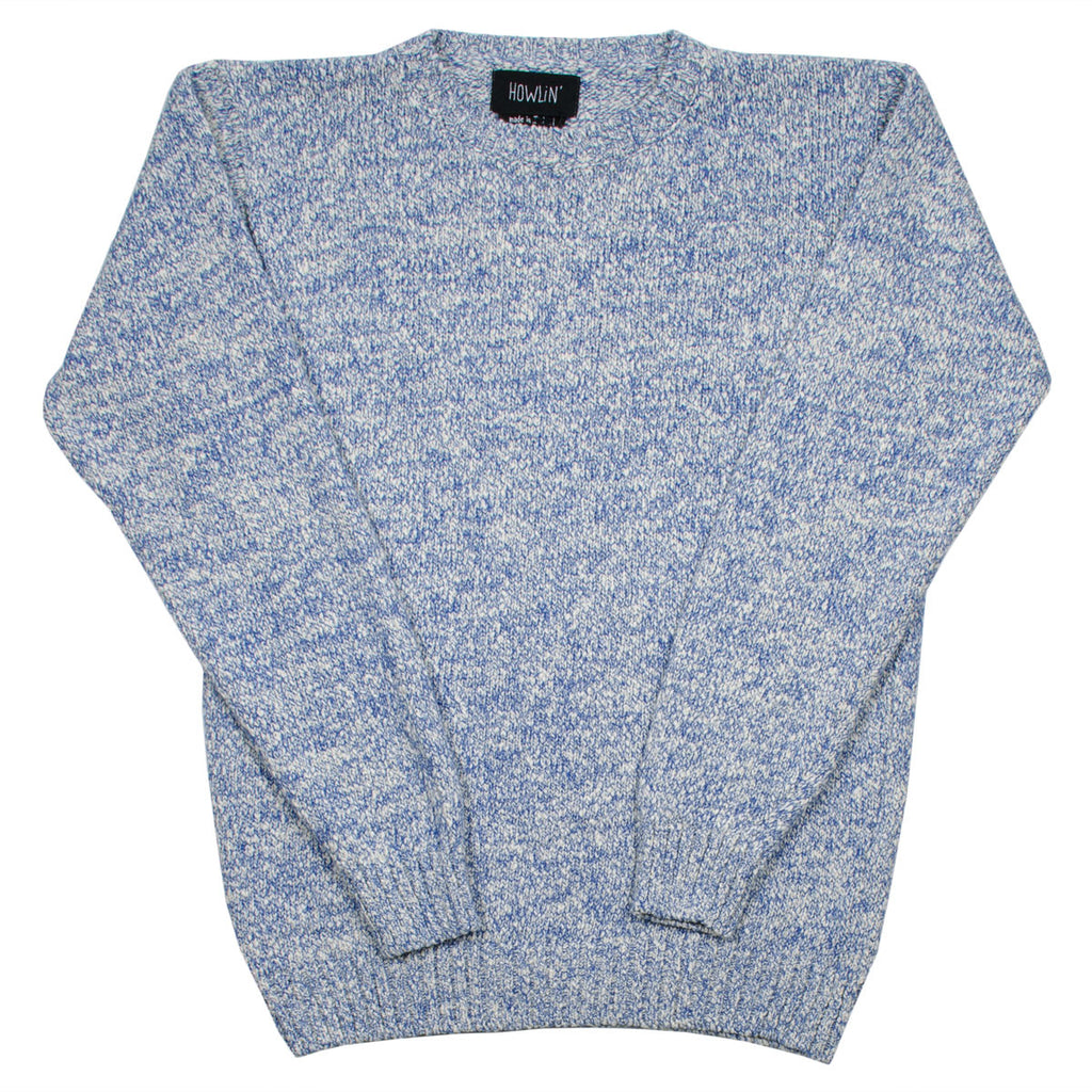 Howlin' - Sandman Sweater - Space (Blue)