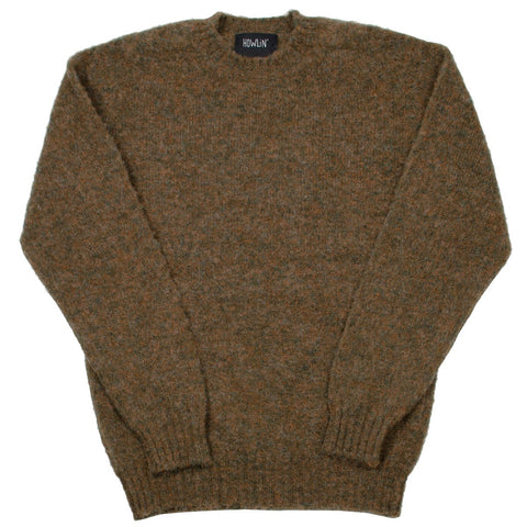 Howlin' - Shaggy Bear Sweater - Transgarden