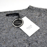 Howlin' - Terry Wool Sweater - Mouse Grey