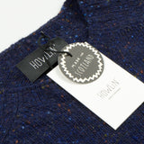 Howlin' - Terry Wool Sweater - Navy