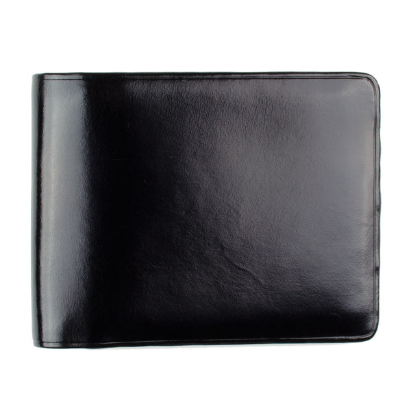 Il Bussetto - Bi-fold wallet - Black