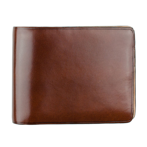 Il Bussetto - Bi-fold Wallet - Brown